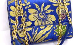 トリーバーチ 花柄 バッグ